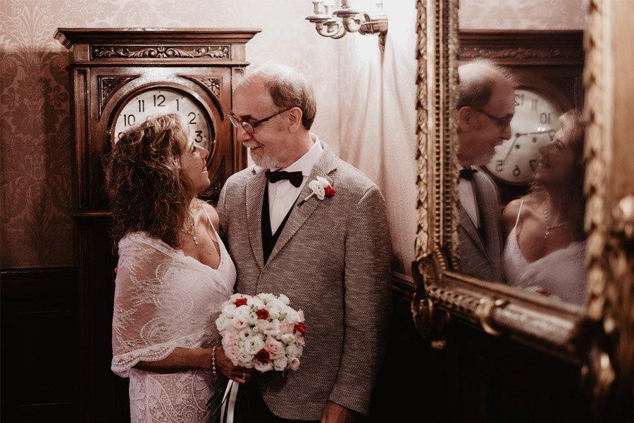 GEMA & RAMÓN: CUANDO EL TIEMPO HACE MÁS GRANDE EL AMOR boda
