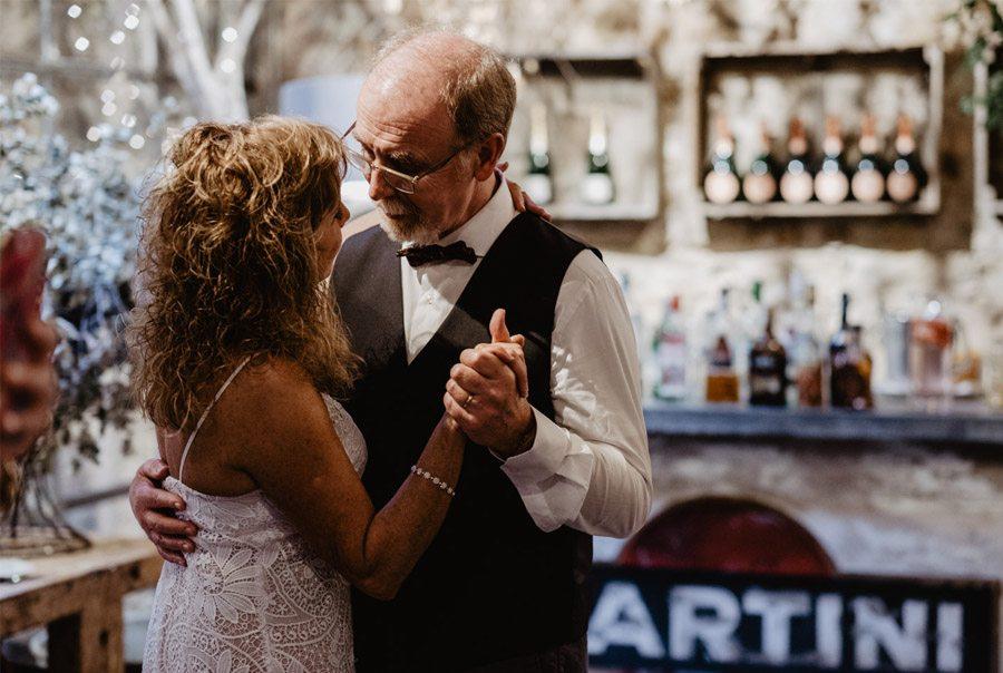 GEMA & RAMÓN: CUANDO EL TIEMPO HACE MÁS GRANDE EL AMOR bodas-reales