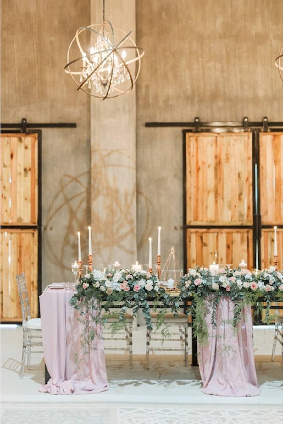 DECORACIÓN DE BODA EN ROSA Y ORO decoracion-boda-rosa-oro