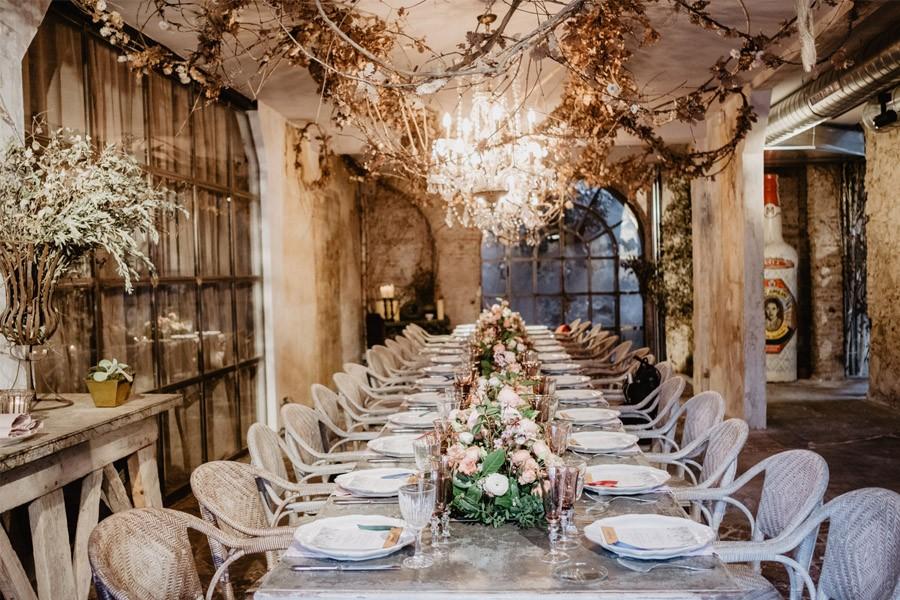 GEMA & RAMÓN: CUANDO EL TIEMPO HACE MÁS GRANDE EL AMOR decoracion-boda