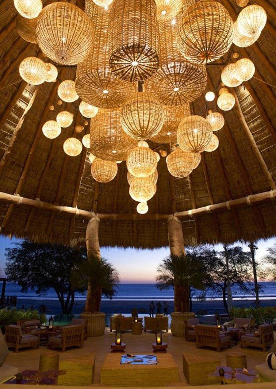 TENDENCIA: LÁMPARAS DE MIMBRE lamparas-mimbre-bodas