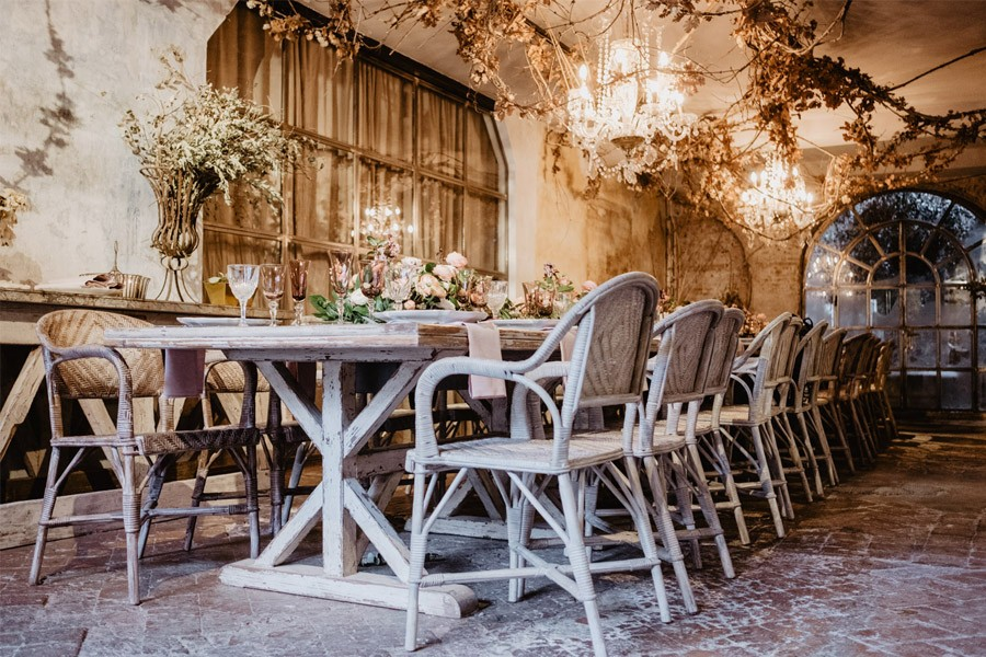 GEMA & RAMÓN: CUANDO EL TIEMPO HACE MÁS GRANDE EL AMOR mesas-boda