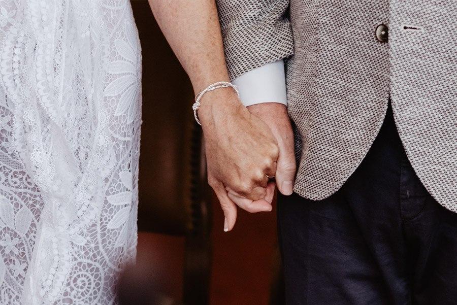GEMA & RAMÓN: CUANDO EL TIEMPO HACE MÁS GRANDE EL AMOR novios-boda