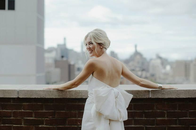 HAYLEY & CHRIS: ROMÁNTICA BODA EN NUEVA YORK