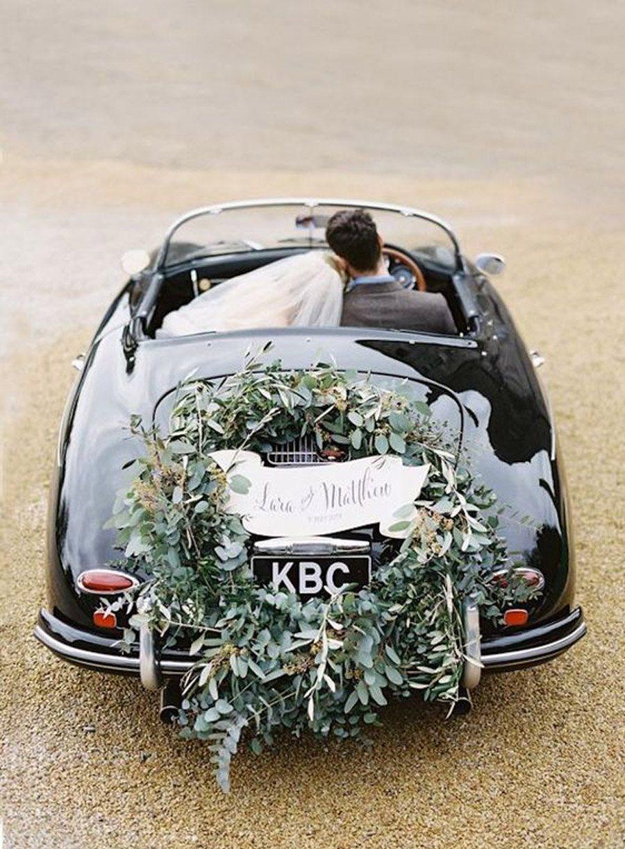 AMOR SOBRE RUEDAS coche-novios-boda