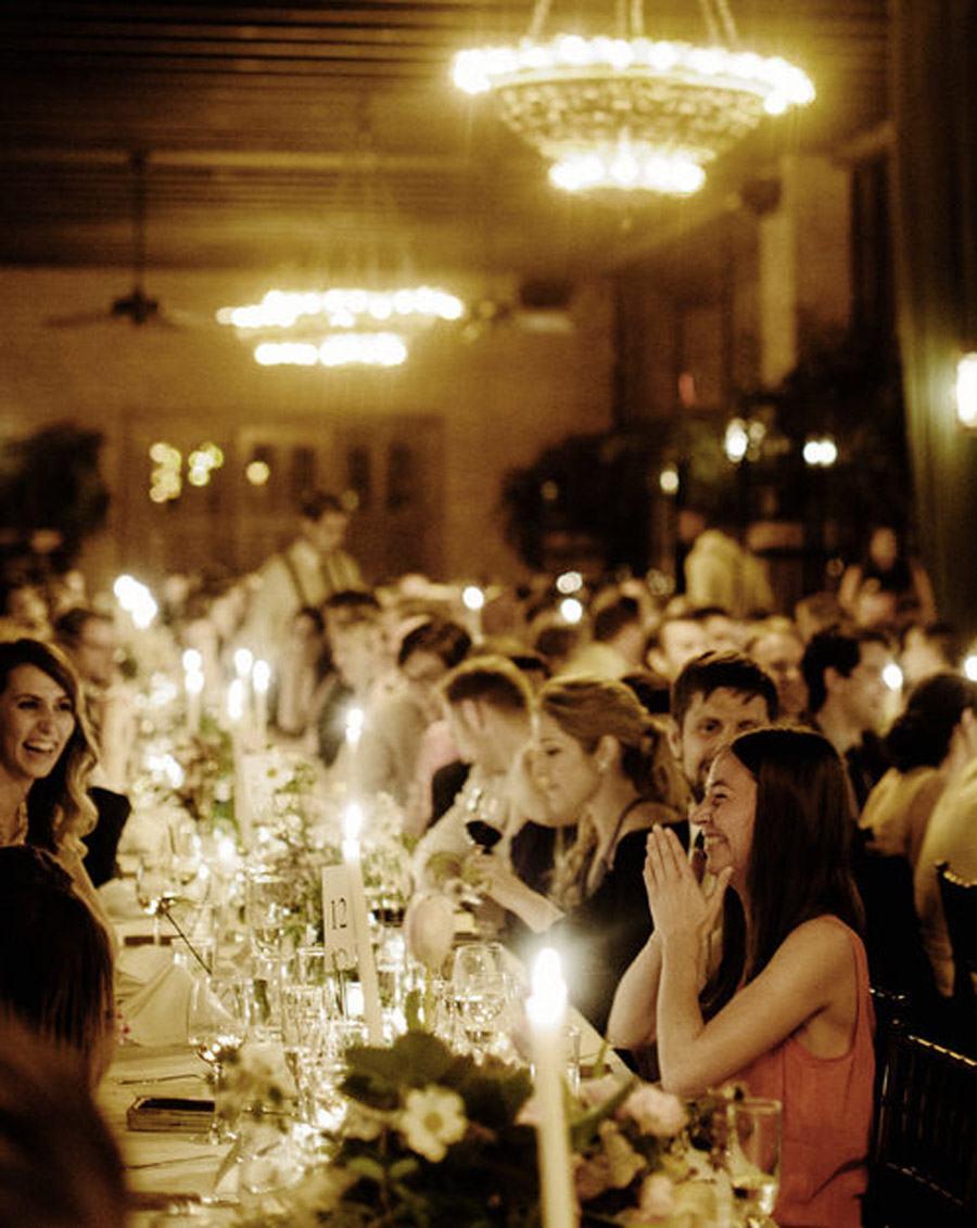 HAYLEY & CHRIS: ROMÁNTICA BODA EN NUEVA YORK invitados-boda