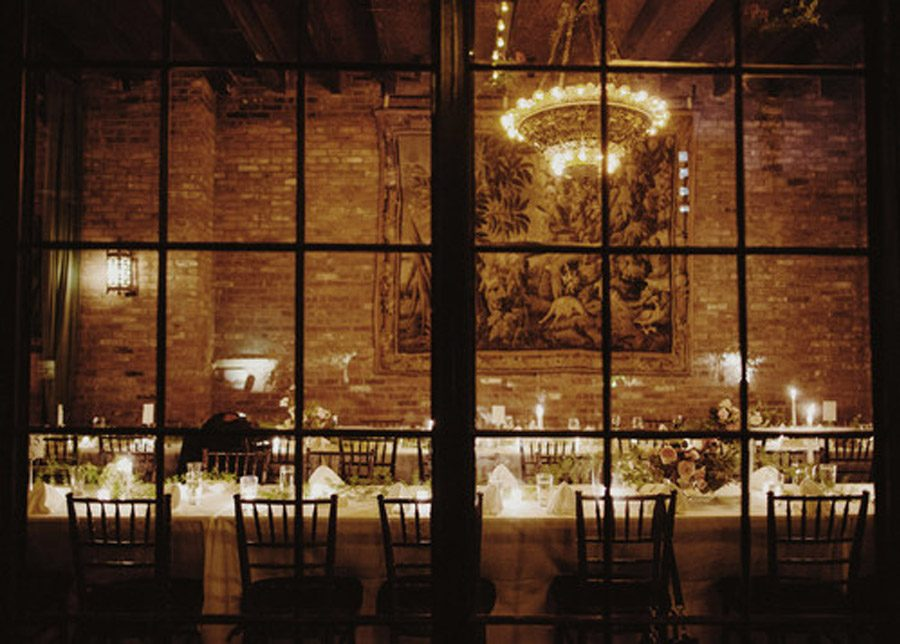HAYLEY & CHRIS: ROMÁNTICA BODA EN NUEVA YORK mesa-boda