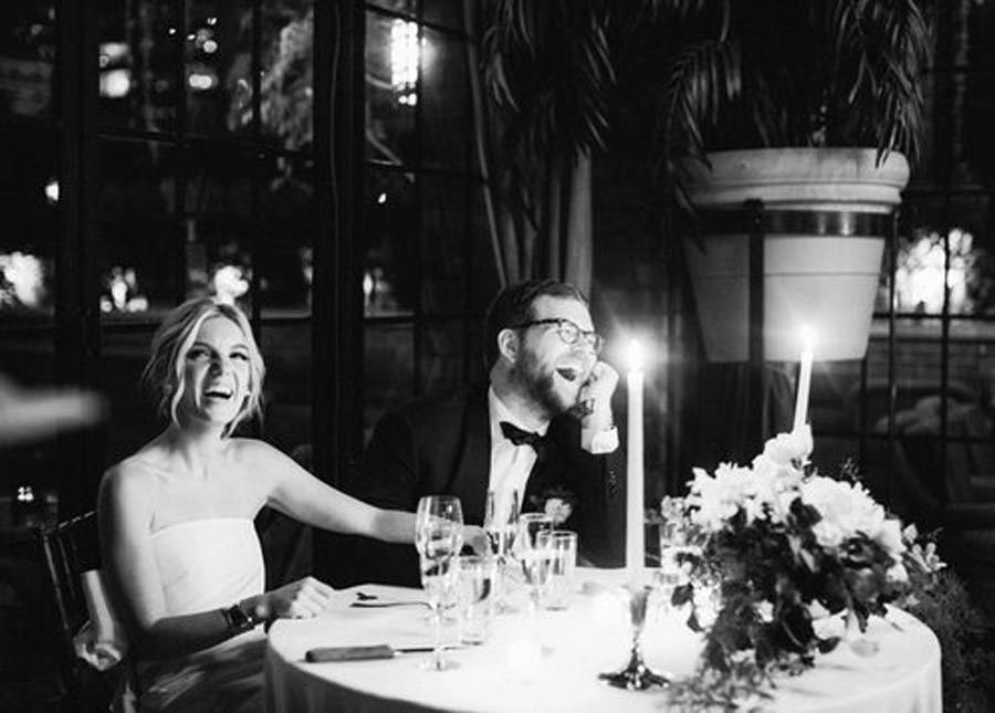 HAYLEY & CHRIS: ROMÁNTICA BODA EN NUEVA YORK mesa-novios