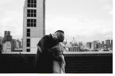 HAYLEY & CHRIS: ROMÁNTICA BODA EN NUEVA YORK novia-lazo-boda