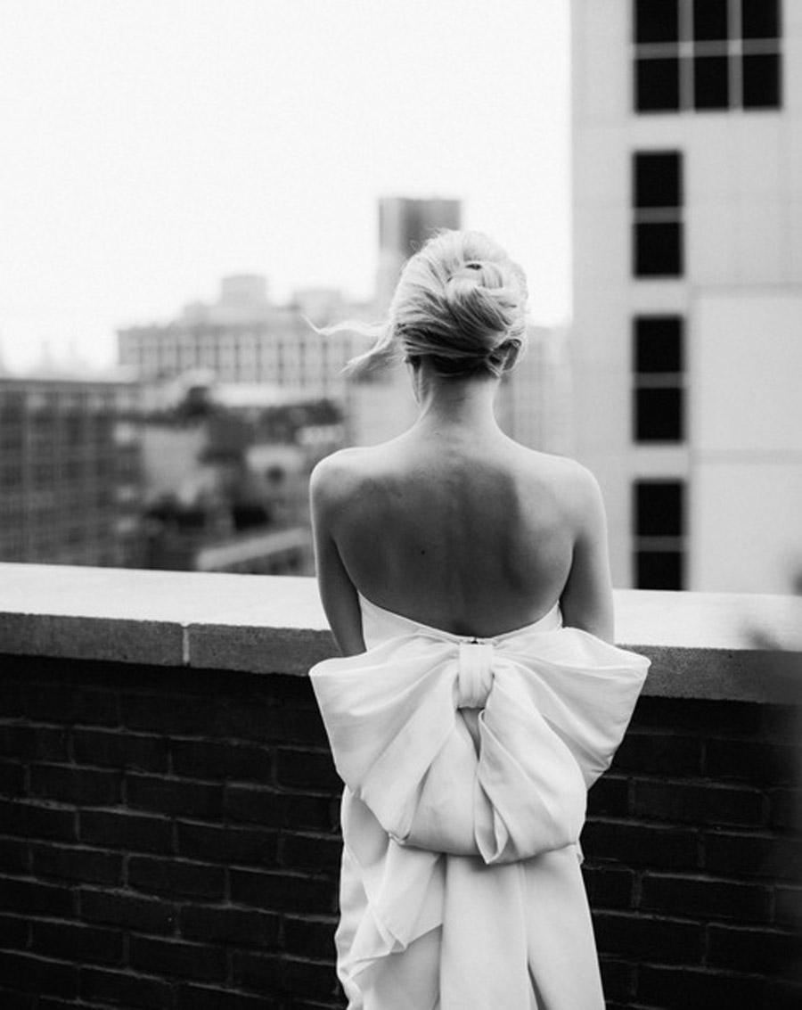 HAYLEY & CHRIS: ROMÁNTICA BODA EN NUEVA YORK novias-con-lazo