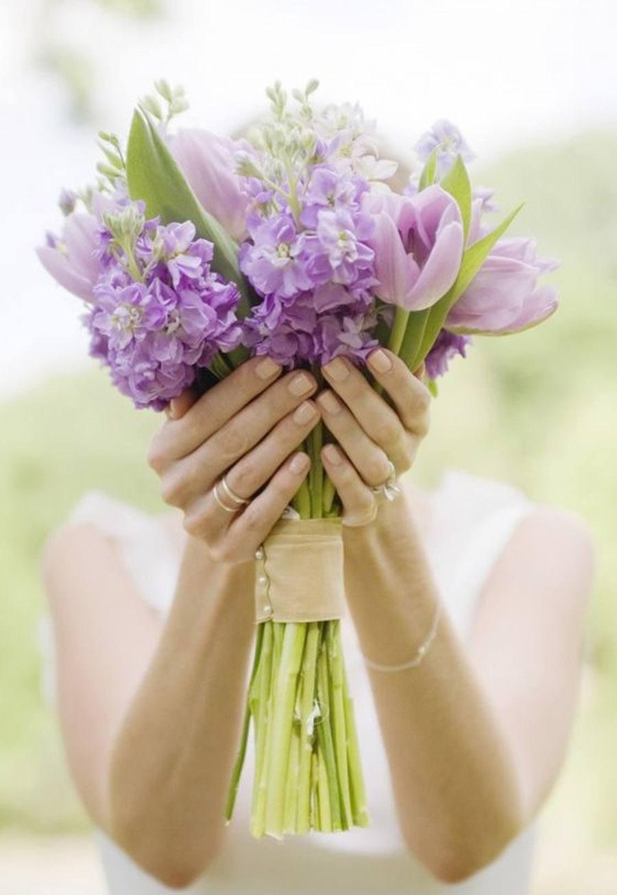 RAMOS DE NOVIA DE TULIPANES tulipanes-ramo-de-novia