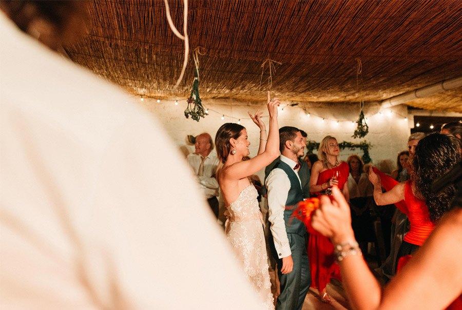 DAN & EMMA: BODA AL SUR DE ITALIA baile-boda