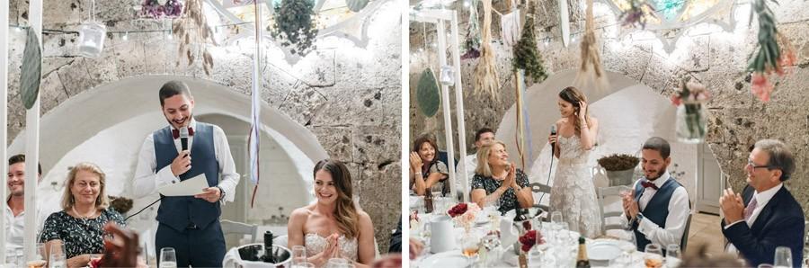 DAN & EMMA: BODA AL SUR DE ITALIA banquete-boda
