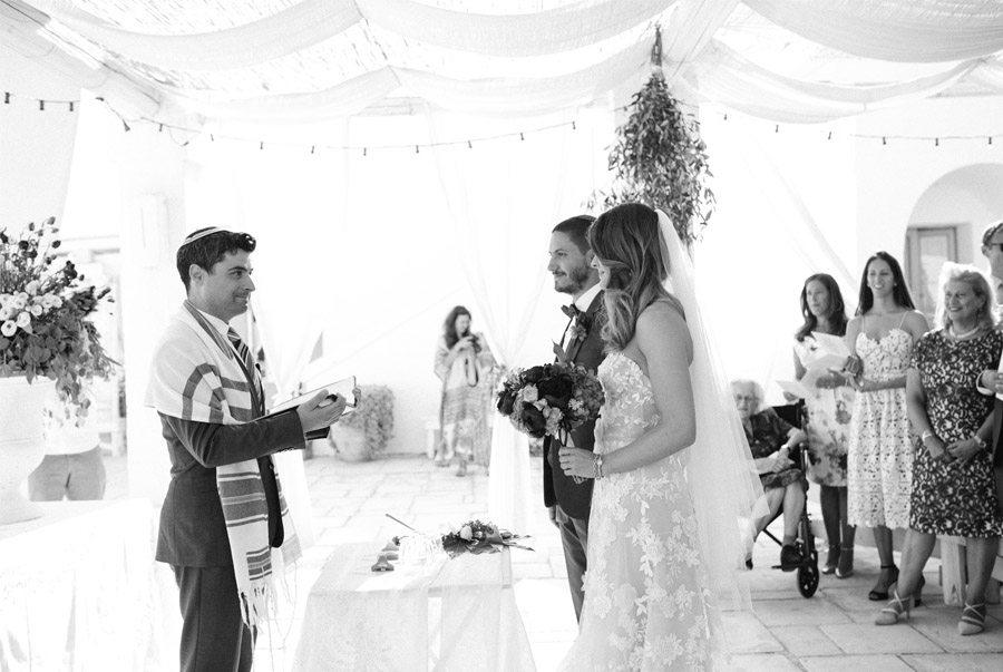 DAN & EMMA: BODA AL SUR DE ITALIA boda-ceremonia