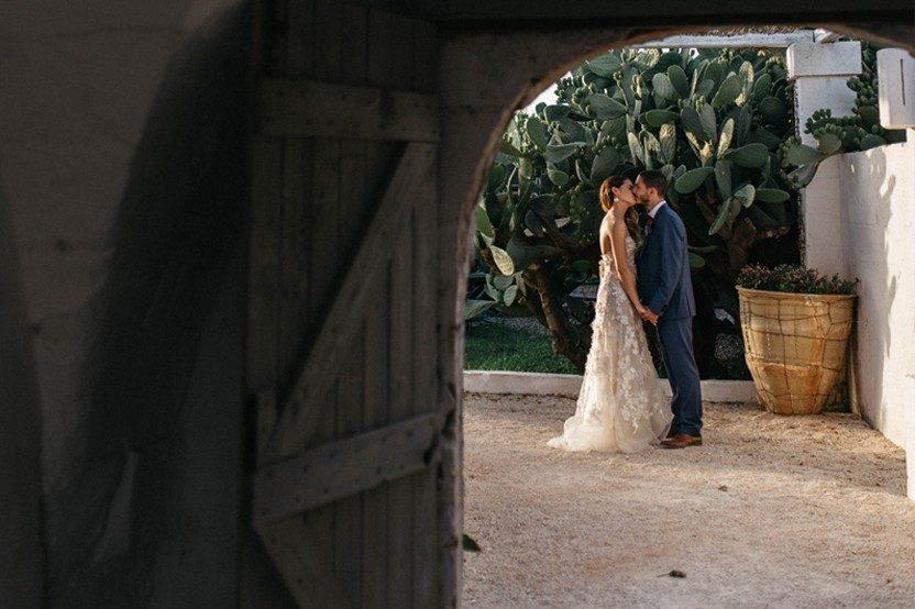 DAN & EMMA: BODA AL SUR DE ITALIA