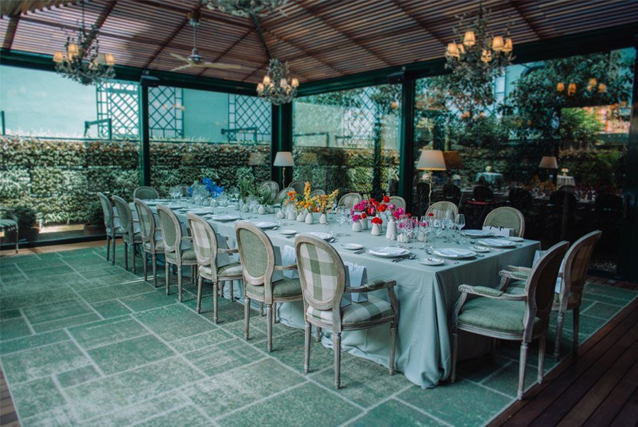 ZANKYOU WEDDING CLUB: LAS CUATRO ESTACIONES DE MAJESTIC CATERING BY NANDU JUBANY breakfast-wedding-club