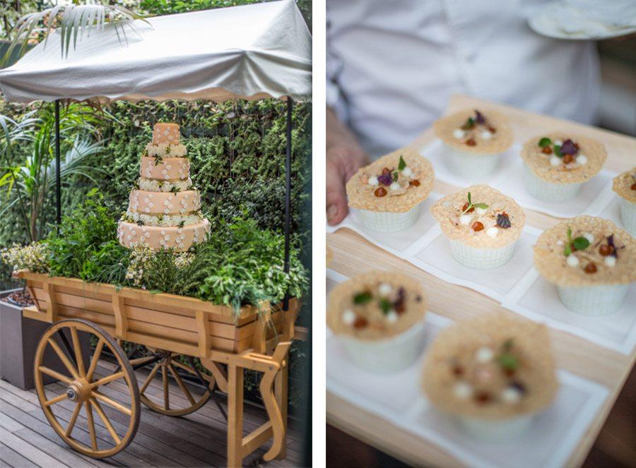 ZANKYOU WEDDING CLUB: LAS CUATRO ESTACIONES DE MAJESTIC CATERING BY NANDU JUBANY catering-jubany