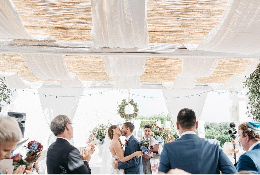 DAN & EMMA: BODA AL SUR DE ITALIA ceremonia-boda