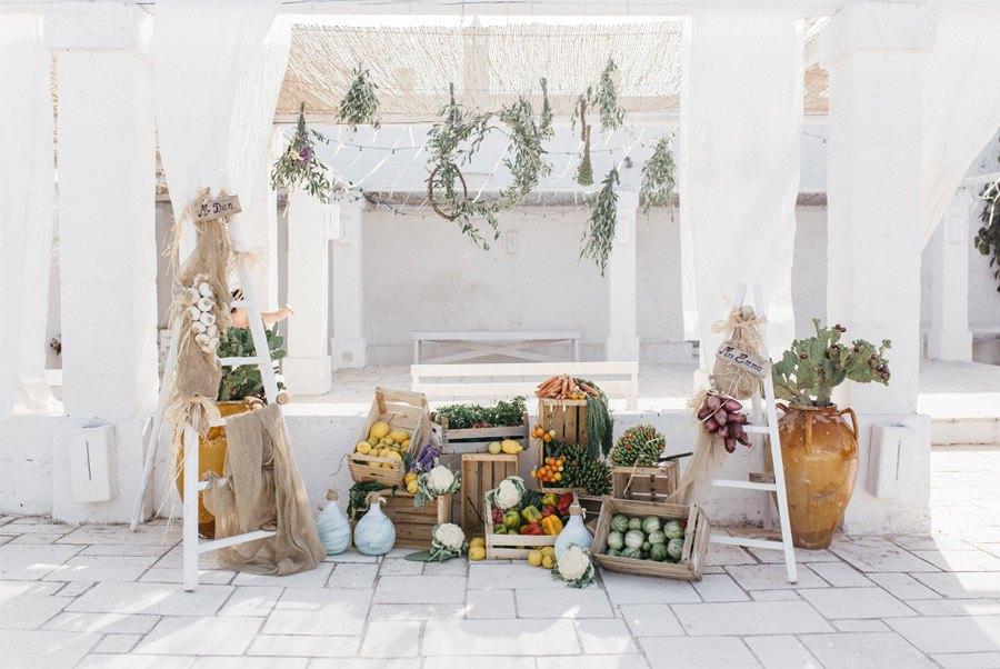 DAN & EMMA: BODA AL SUR DE ITALIA deco-boda