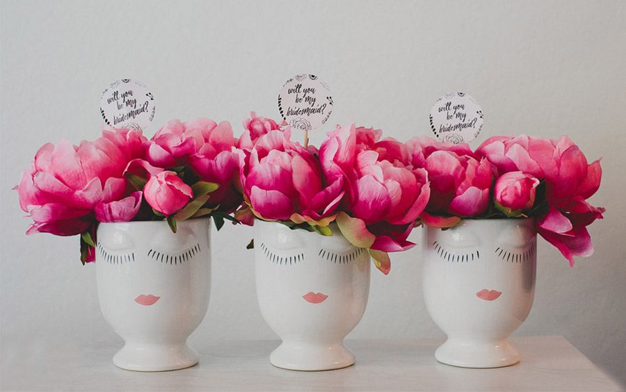 DIY: FLORES PARA TUS DAMAS DE HONOR regalos-damas-honor