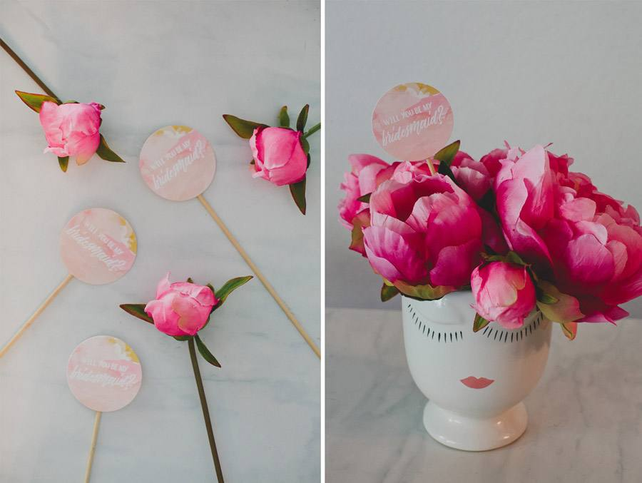 DIY: FLORES PARA TUS DAMAS DE HONOR tutorial-damas-de-honor