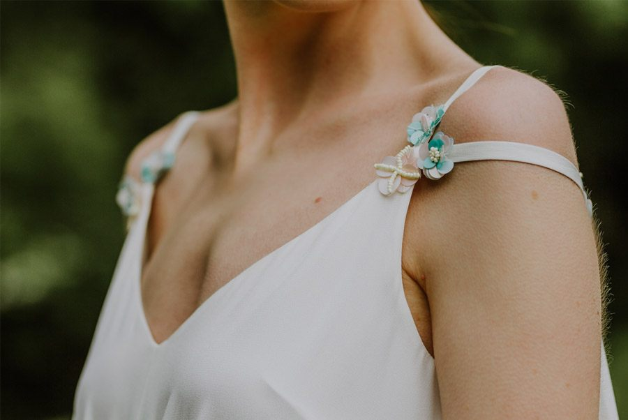 EPHEMERALS, LA NUEVA COLECCIÓN DE BEBA'S CLOSET vestido-novia-bebas