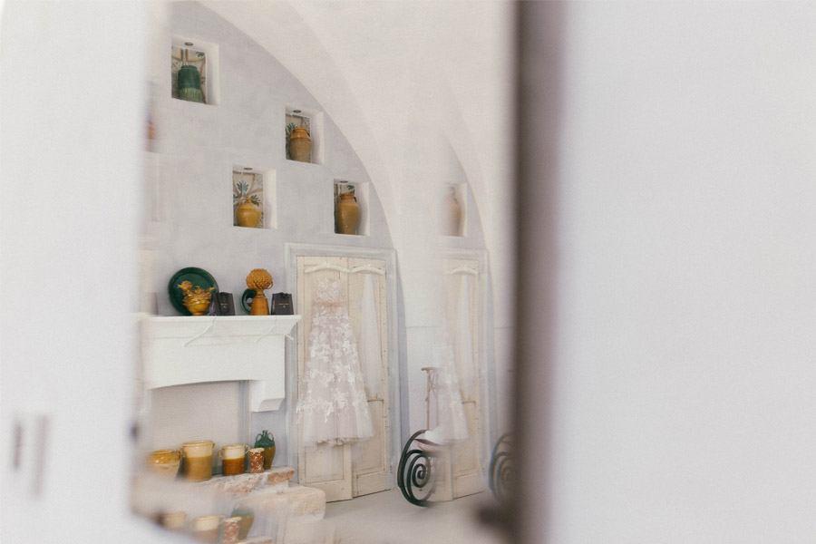 DAN & EMMA: BODA AL SUR DE ITALIA vestido-novia