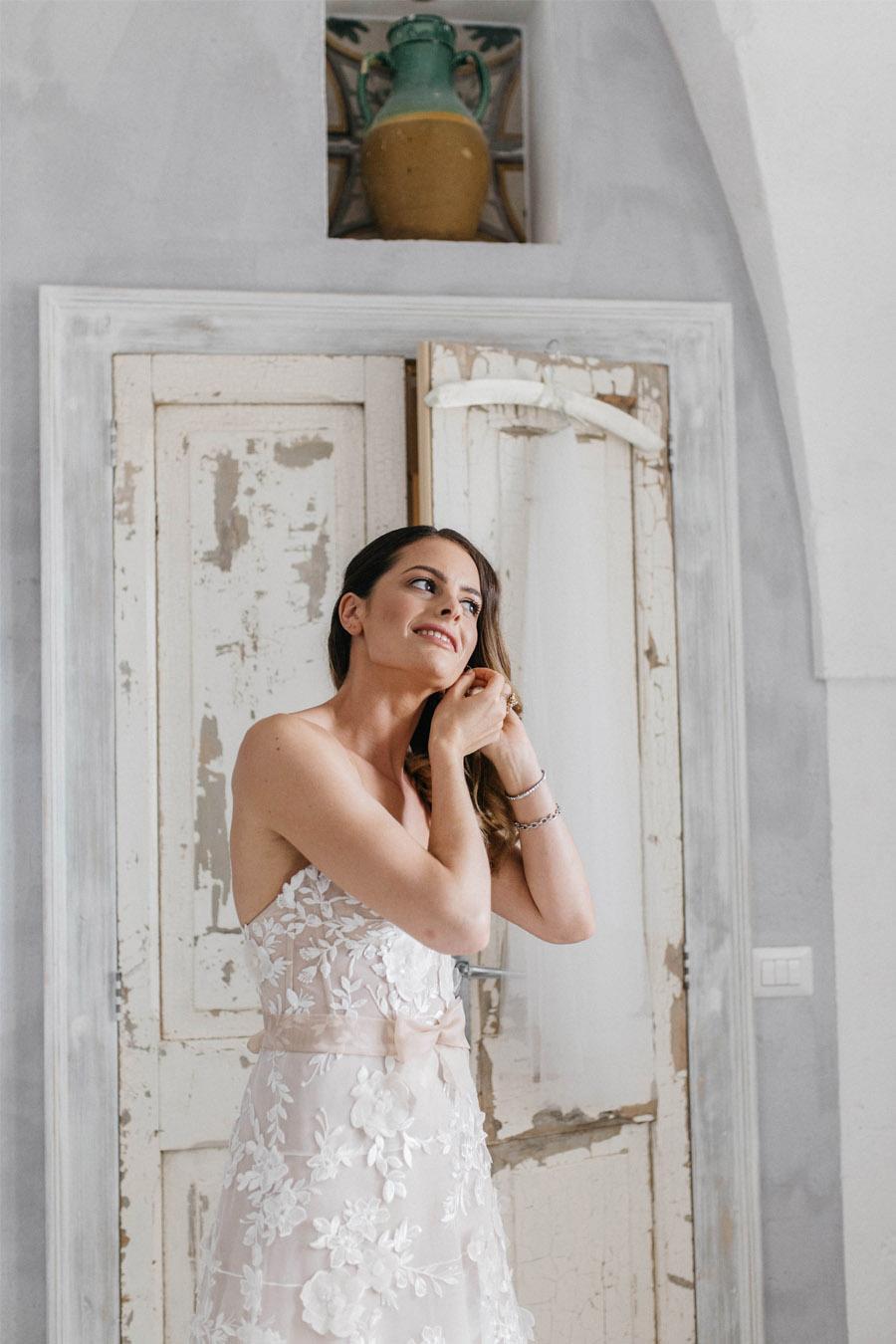 DAN & EMMA: BODA AL SUR DE ITALIA vestidos-novia