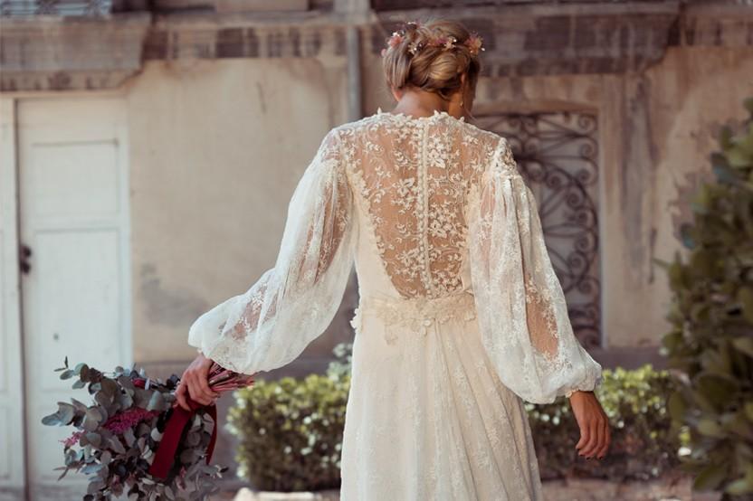 a7a35e8711 NUEVA COLECCIÓN NOVIA 2019 DE MARTHA PETERS - Blog de bodas de Una Boda  Original