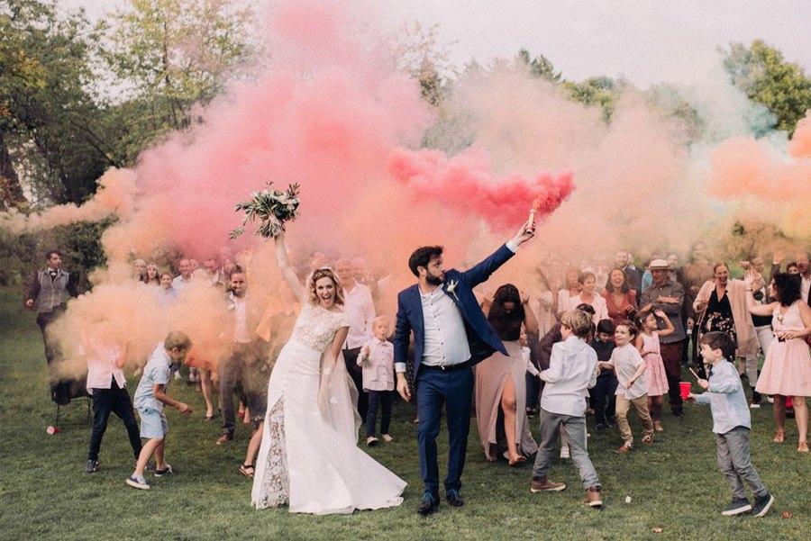 HUMO DE COLORES boda-humo-colores