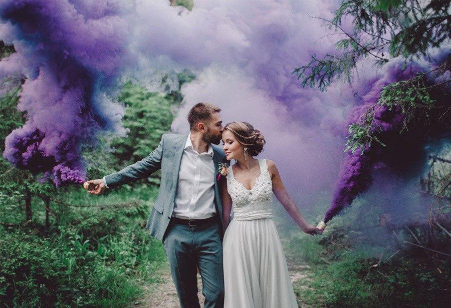 HUMO DE COLORES bodas-humo-de-colores