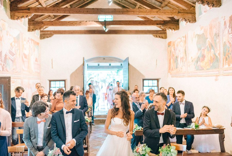 LIALA, ANDREAS Y SU PRECIOSA BODA ITALIANA ceremonia-boda-italiana