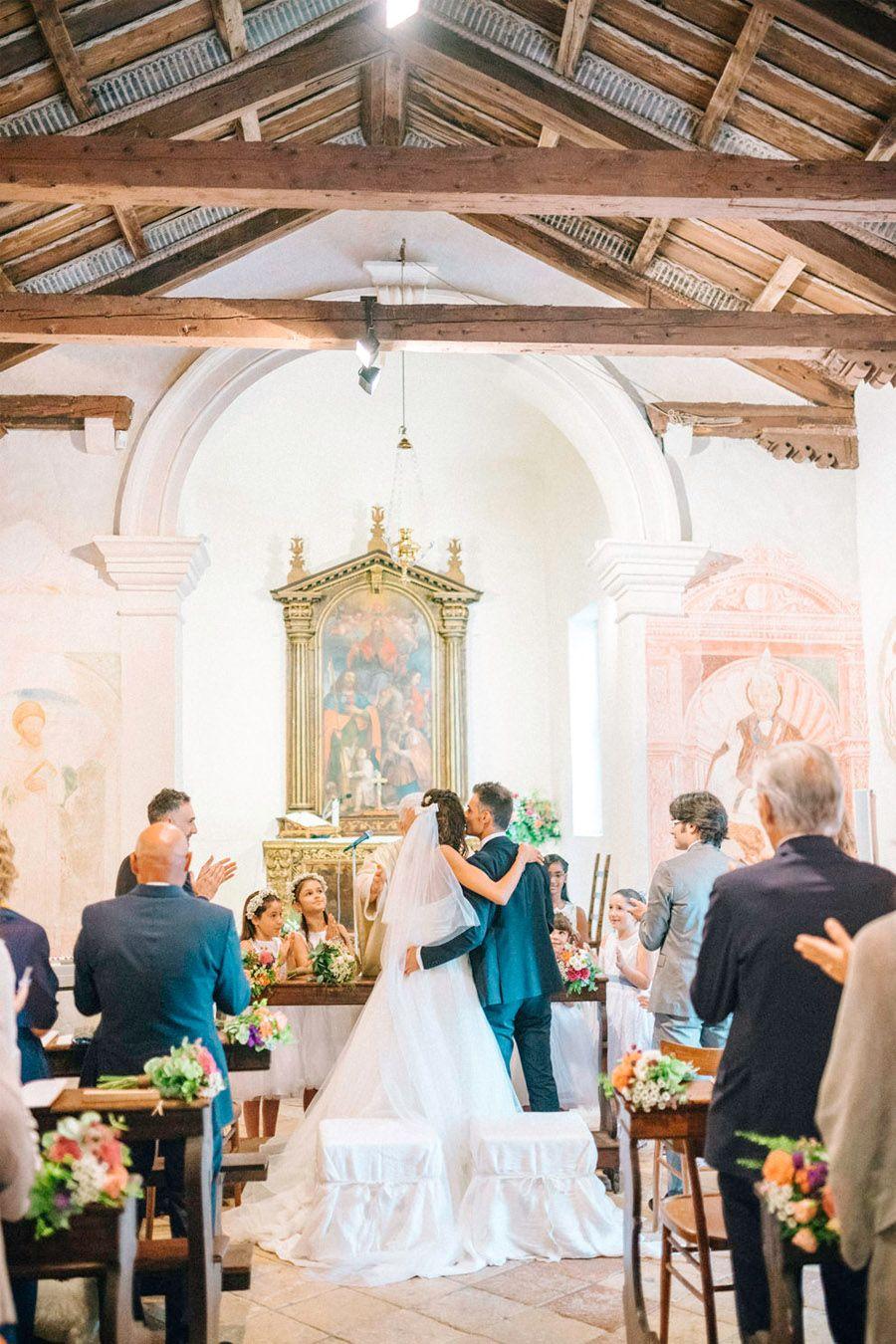 LIALA, ANDREAS Y SU PRECIOSA BODA ITALIANA ceremonia-boda