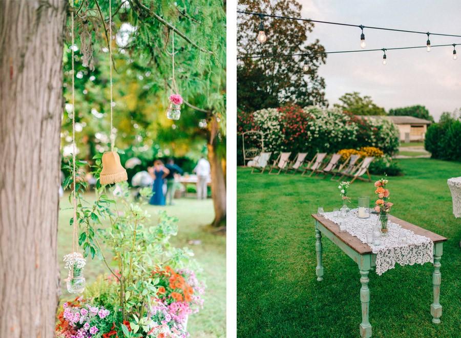 LIALA, ANDREAS Y SU PRECIOSA BODA ITALIANA decoracion-boda-campo