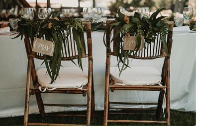 NATALIA & DAVID: UNA SENCILLA BODA DE CAMPO detalles-boda