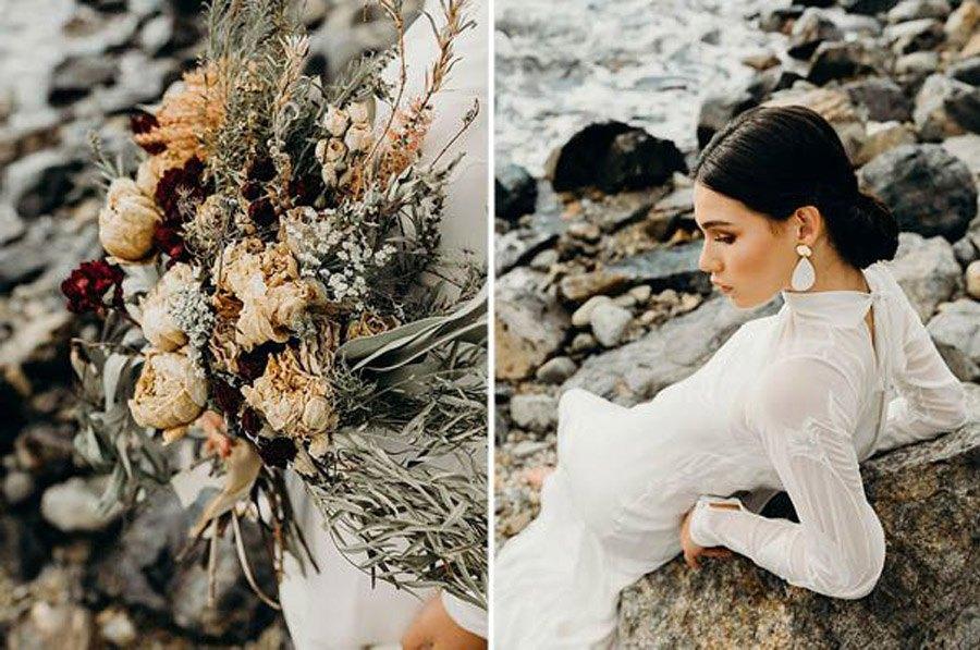 ODA AL MAR novia-otoño