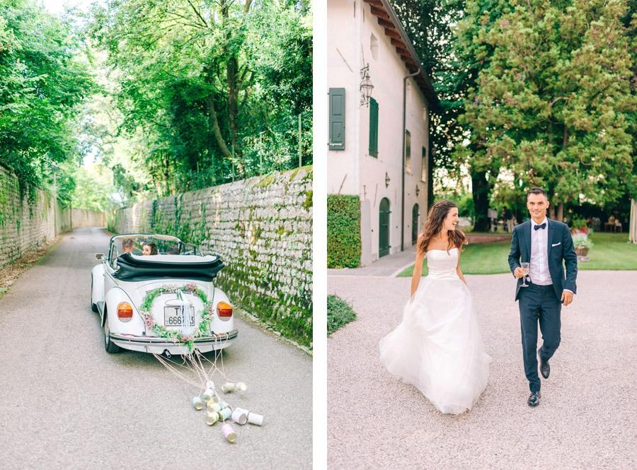 LIALA, ANDREAS Y SU PRECIOSA BODA ITALIANA salida-de-los-novios
