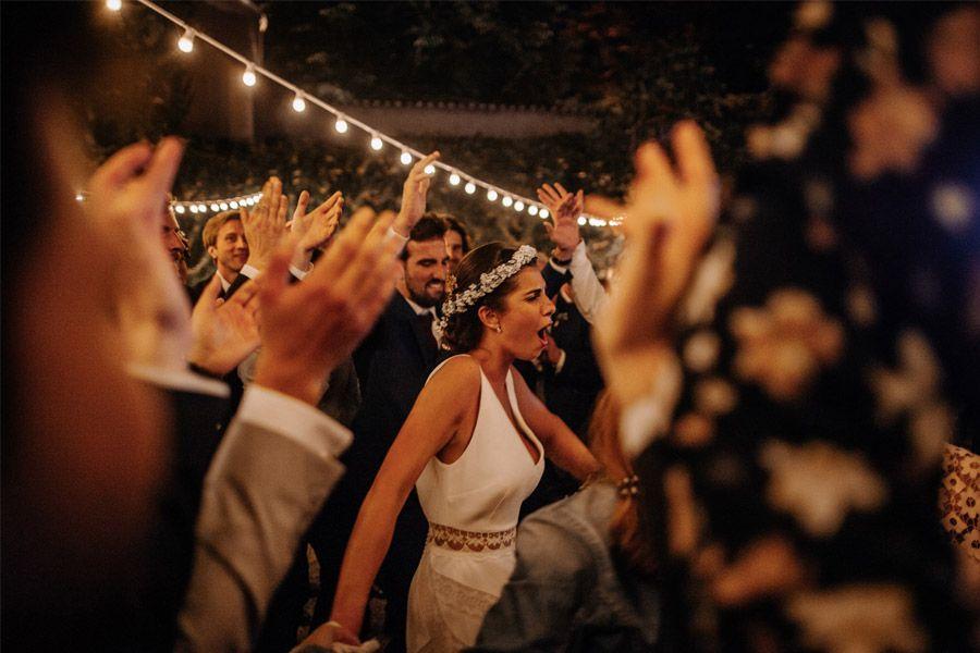 MARINA & PIERRE: INCREÍBLE FIN DE SEMANA DE BODA (II) baile-boda
