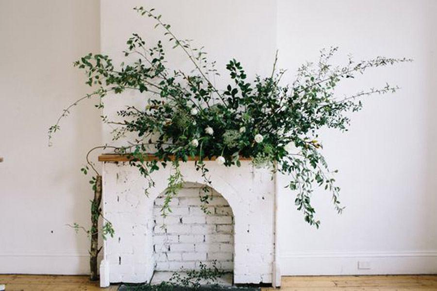 INSPIRACIÓN: CHIMENEAS boda-otoño-chimenea