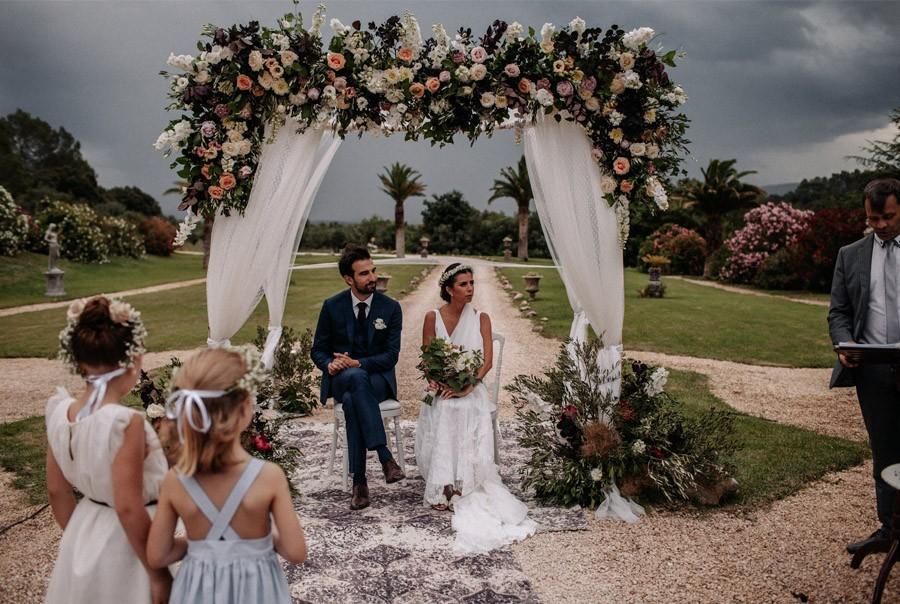 MARINA & PIERRE: INCREÍBLE FIN DE SEMANA DE BODA (II) ceremonia-boda