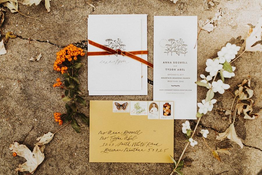 UNA BODA CON SABOR A OTOÑO invitacion-boda-otoño