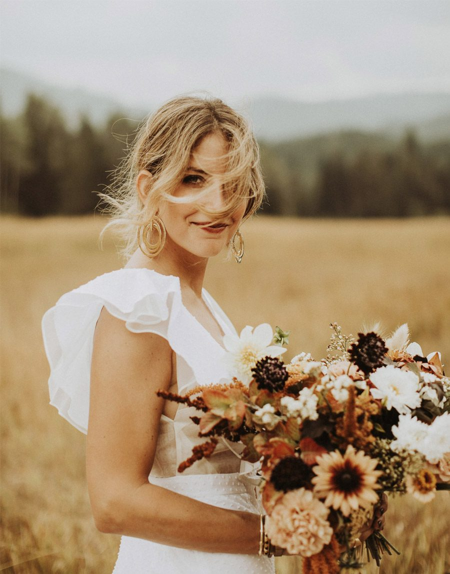 UNA BODA CON SABOR A OTOÑO novia-de-otoño