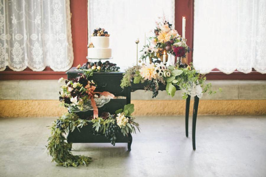 DECORACIÓN DE OTOÑO postres-boda-otoño
