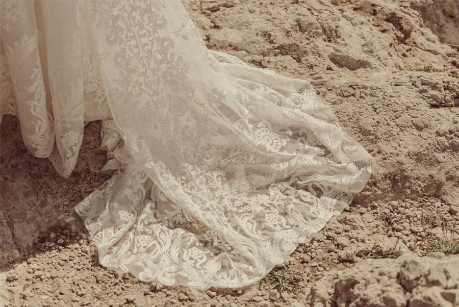 CORDELIA Y EL MAR: NUEVA COLECCIÓN DE L'ARCA vestido-arca-cordelia