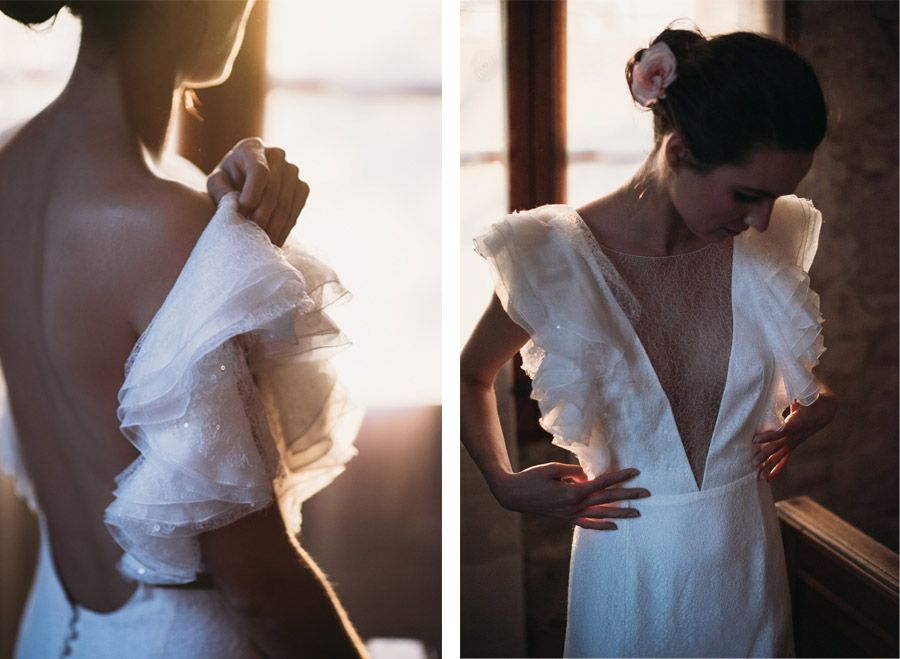 THE BLOOMING BRIDE vestidos-novia