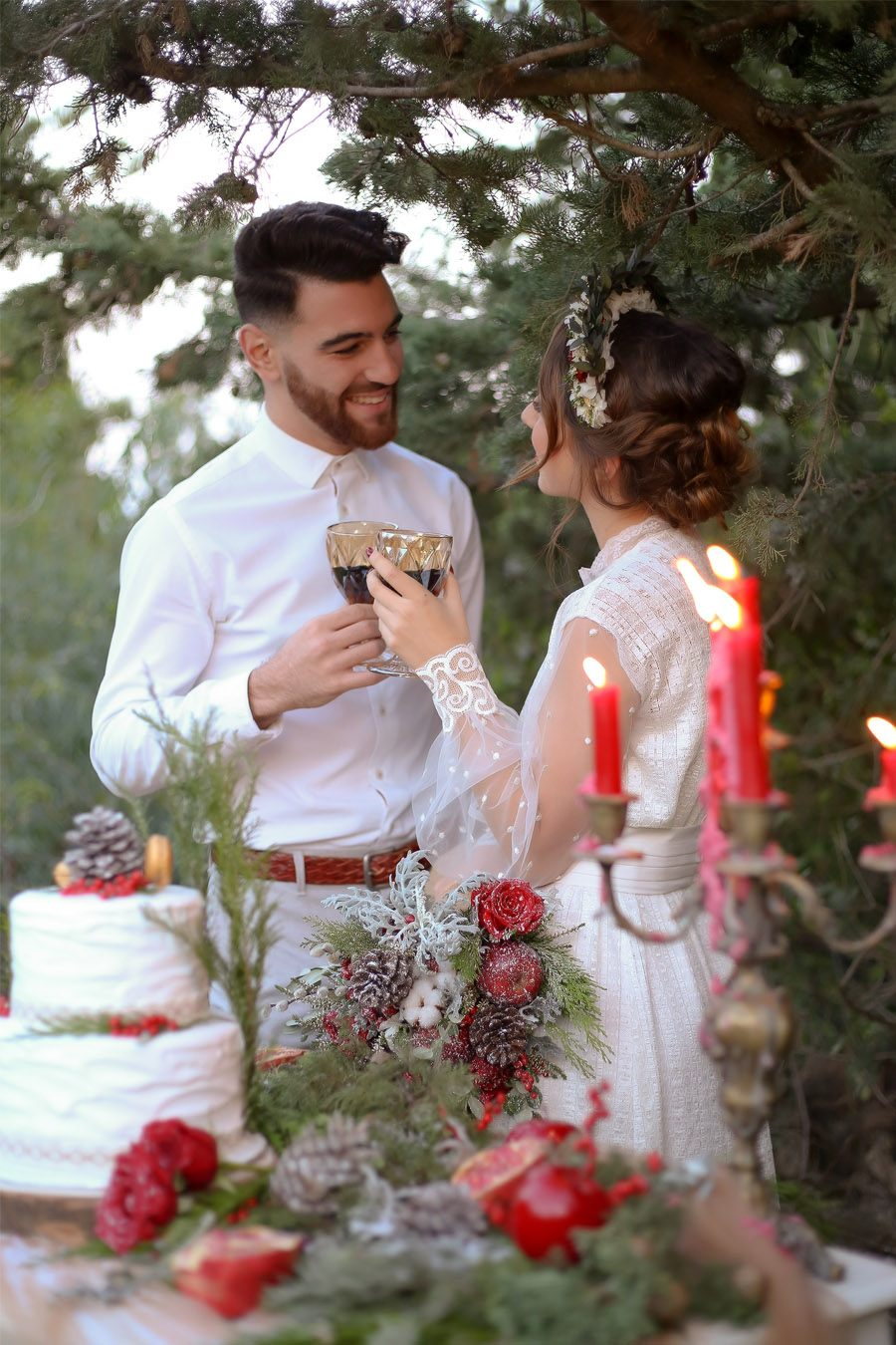 WEDDING CHRISTMAS boda-navidad