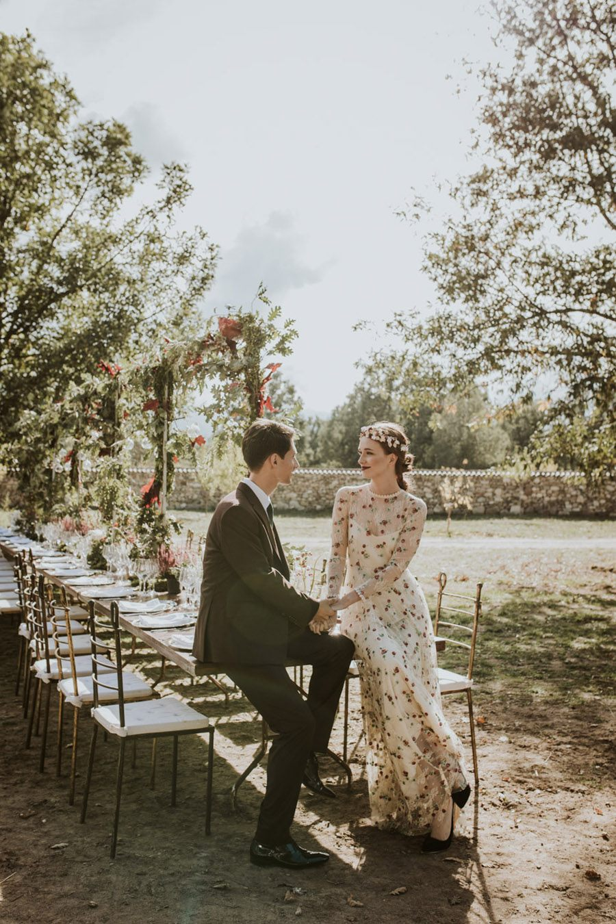 LOS TOCADOS ARTESANALES DE DIGOCCA boda-otoño-deco