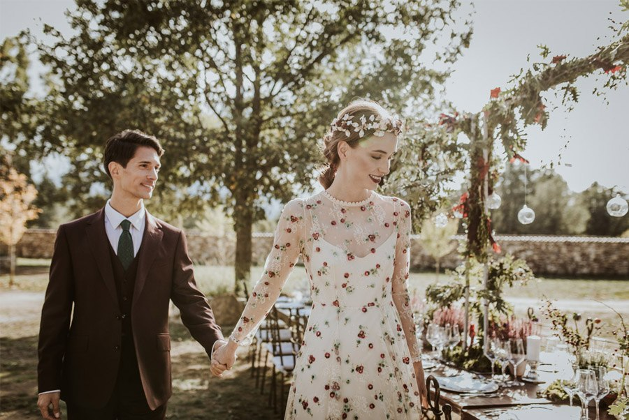 LOS TOCADOS ARTESANALES DE DIGOCCA boda-otoño