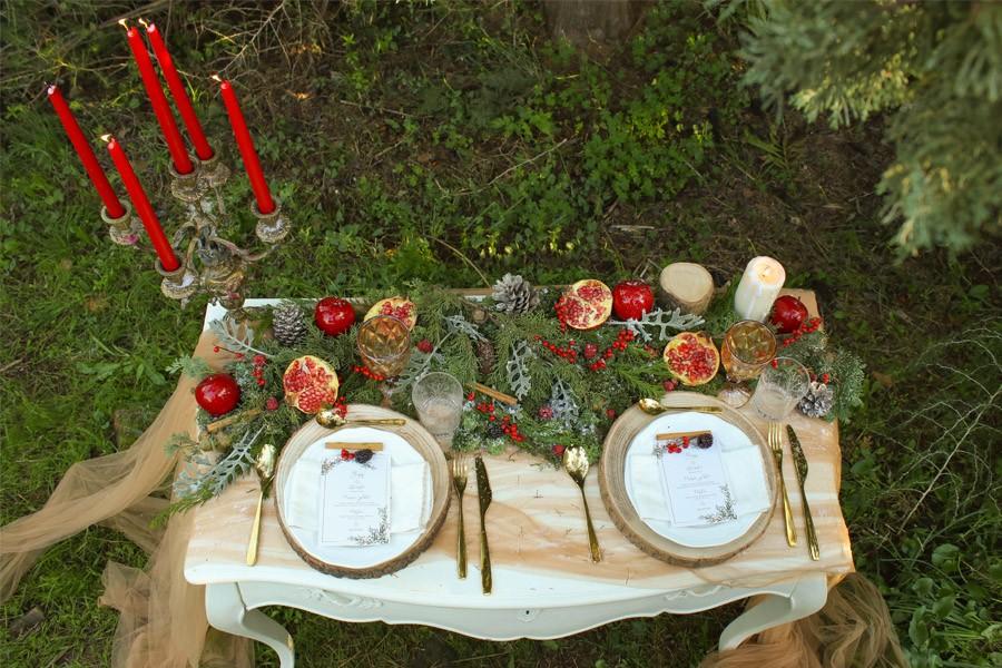 WEDDING CHRISTMAS deco-mesa-navidad