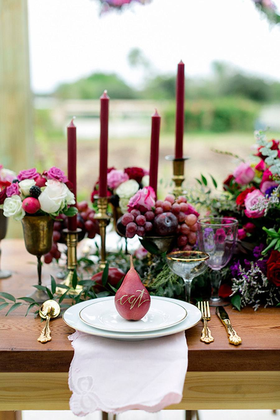 DECORACIÓN DE BODA CON UVAS decoracion-boda-uvas